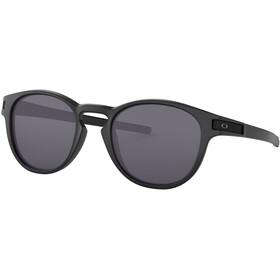 Oakley Latch Unisex Matte Black/Grey